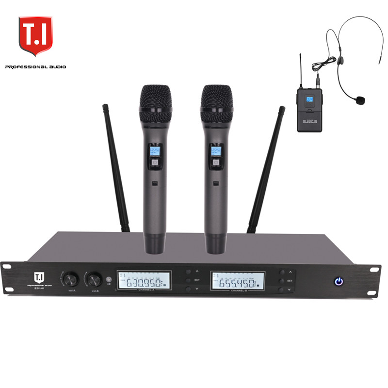 K-680 wireless microphone system