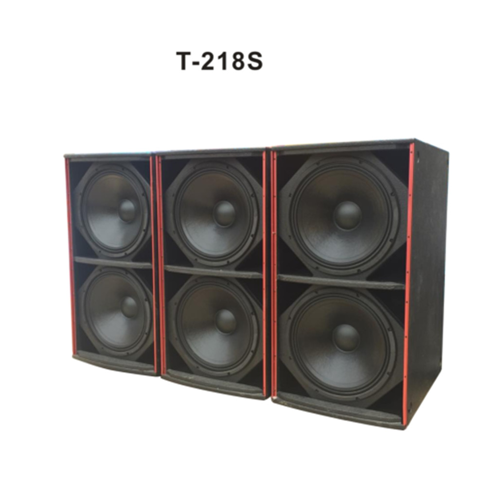 T-218S Dual 18'' Sub-bass System