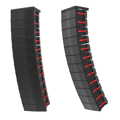 Max212 Dual 12 Inch Three Way Line Array