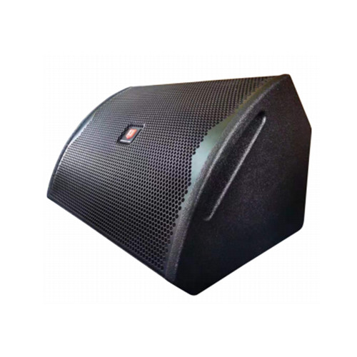 "T-15M Single 15 inch woofer 1*15""LF,1*3""HF stage monitor speaker"